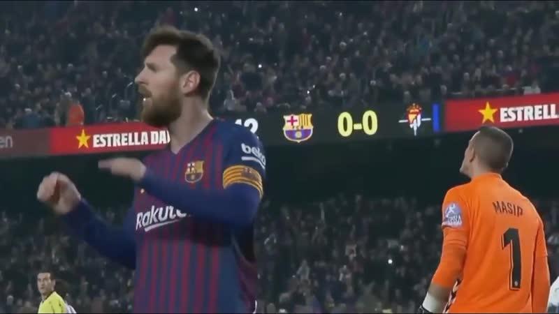 Барселона 1-0 Вальядолид Обзор матча 16 февраля 2019