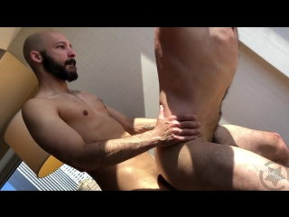Dylan Strokes and Marco Napoli