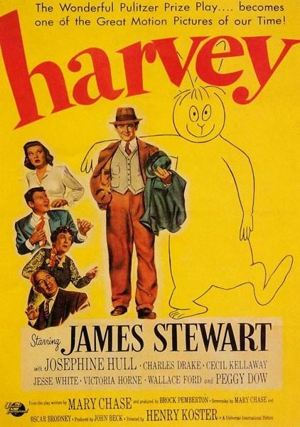 Ver El invisible Harvey (1950) Online