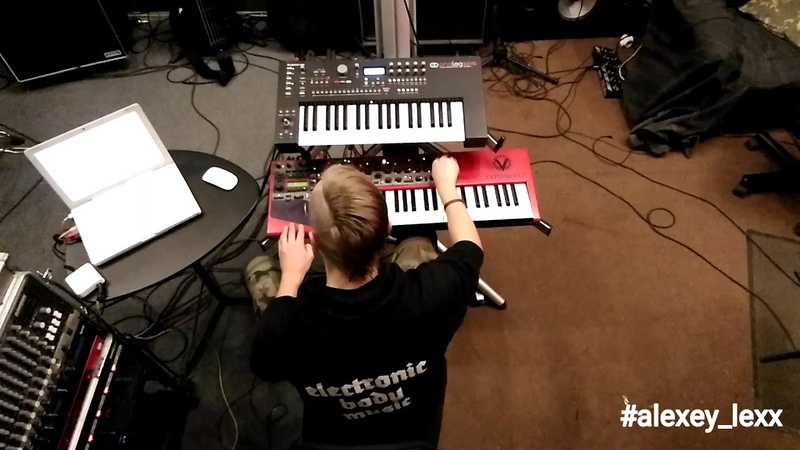 Elektron Analog keys | Clavia Nord lead 3 | Clavia G2 engine