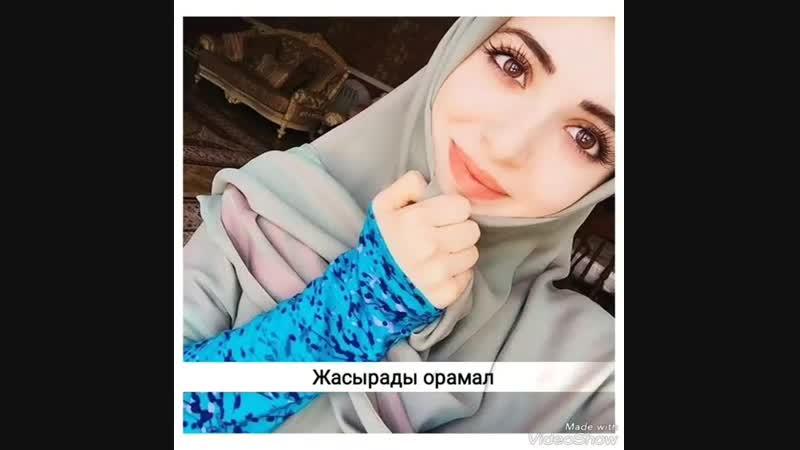 Хиджабтағы қыздарды белгіле point down heart eyes cherry blossom musical note трек Жақау хиджабтағы 640 X 640 mp4