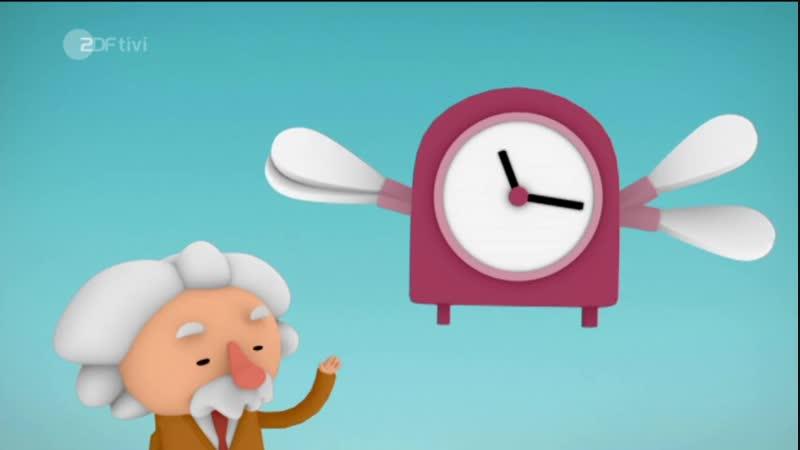 Sind Zeitreisen möglich? | Путешествия во времени это возможно?