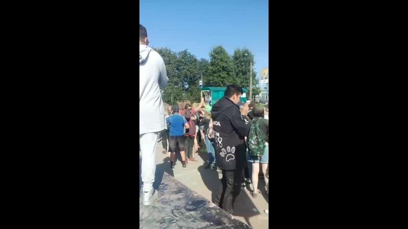 Илья Скорик - Live