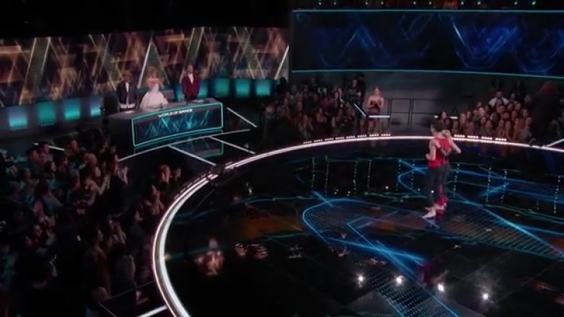 Worlld of Dance 2018 НЕ РЕАЛЬНЫЕ РЕБЯТА