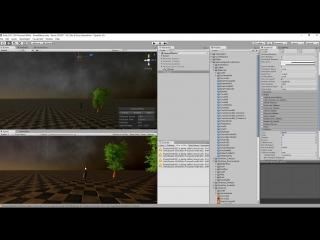 [Gabriel Aguiar Prod.] Unity 2017 - Game VFX - Realistic Rain Effect
