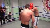 Dmitrijs Odinokijs -75,4 kg. VS Andrejs Volin