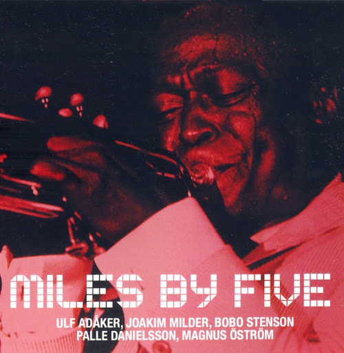 Five альбом Miles by Five