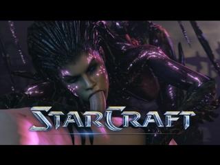 3D PORN StarCraft Futanari