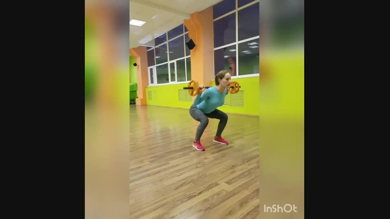 Фитнес-марафон АНТИ-ОЛИВЬЕ: Мусина Анна