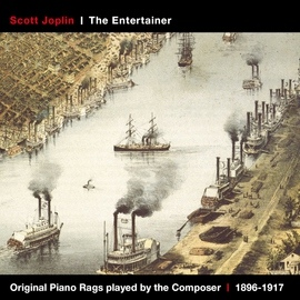 Scott Joplin альбом Scott Joplin's Original Rags Played by the Composer (1896-1917)