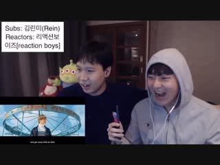 These Korean guysmen were shocked while reacting to @BTS_twt Spring Day