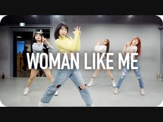 1Million dance studio Woman Like Me - Little Mix (ft. Nicki Minaj) / Tina Boo Choreography