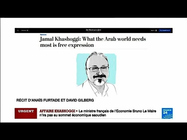 Affaire Khashoggi létau se resserre sur lArabie saoudite