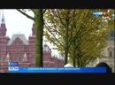 На Красной площади обновляют липовую аллею