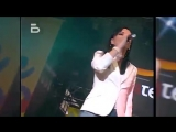 Benassi Bros Feat. Dhany - Every Single Day Hit my heart ( Live 2006 in Bulgar