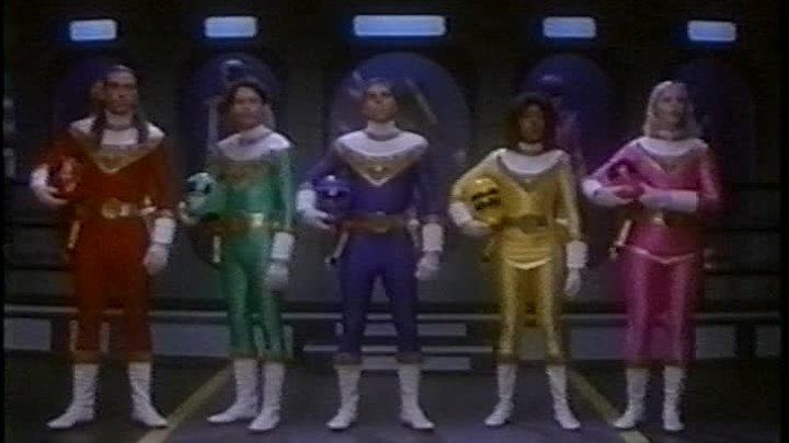Могучие рейнджеры Зео: В поисках кристалла Зео (1996)