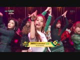 IZ٭ONE - La Vie En Rose @ Music Bank 181109