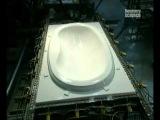 Производство гидромассажных  акриловых ванн.