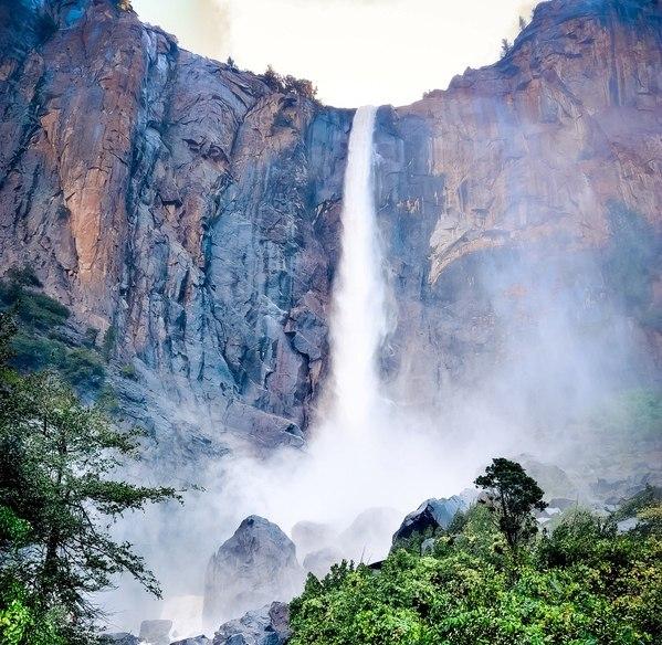 Водопад Кламат