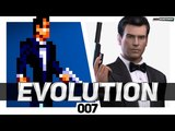 007 JAMES BOND GAMES - Evolution