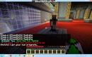 Notch Steve GayLordSteamBath CaptainSparklez deadmau5 and AntVenom on GlobeMC Server