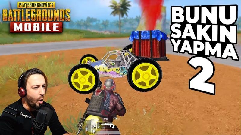 BUNU SAKIN YAPMA 2 Pubg Mobile