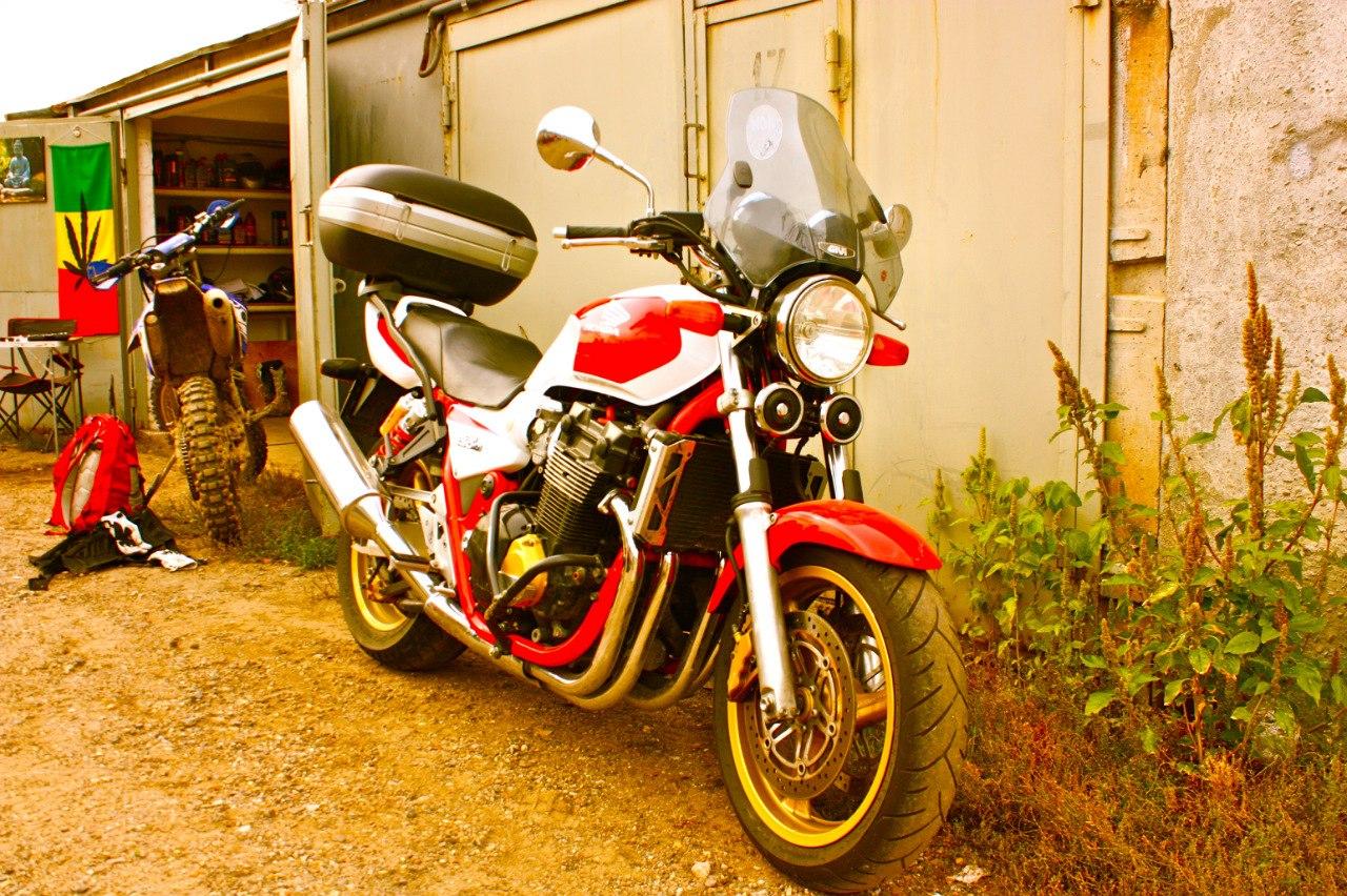 Аренда помещения для мотоцикла