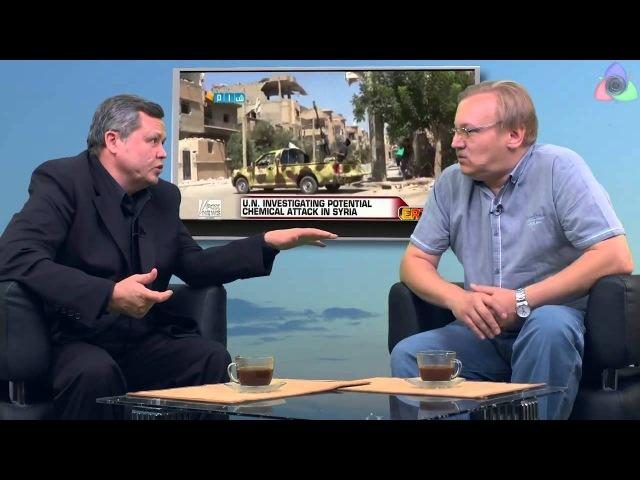 Марат Мусин о химической атаке в Сирии (01.09.2013)