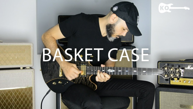 Green Day - Basket Case - Electric Guitar Cover by Kfir Ochaion