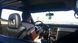Honda crx d16a9 black 130hp stock onboard