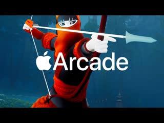Обзор apple arcade— встречайте осенью 2019года
