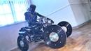 Тайная жизнь роботов на выставке в Пинске: только до 16 ноября