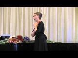 Olga Koretskaya- українська народна пісня