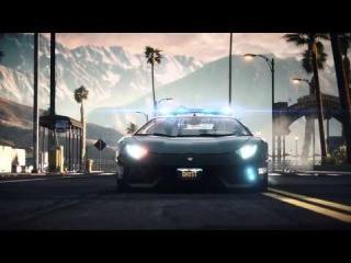 Need for Speed Rivals - Релизный трейлер: