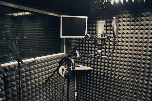 Студия звукозаписи в обычной квартире
