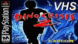 Dino Crisis 2 - Стрим 3 - VHSник