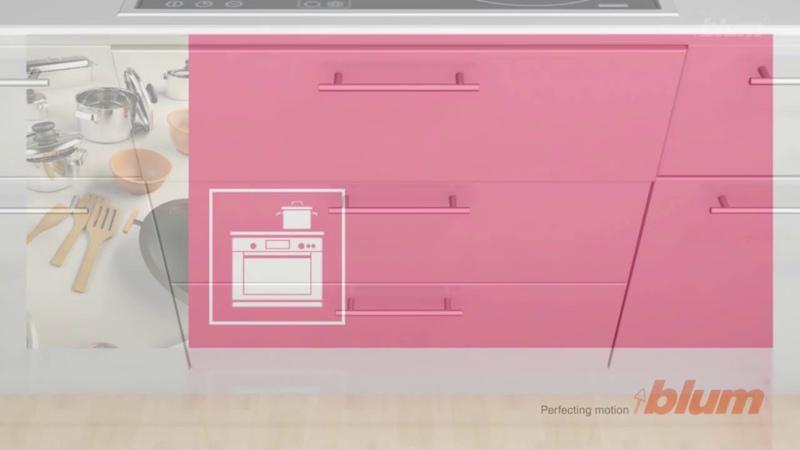 ORGA LINE для кастрюль, крышек и кухонных принадлежностей