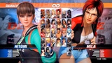 Dead or Alive 6 - New Gameplay HITOMI vs MILA (DOA 6) - 1080p HD