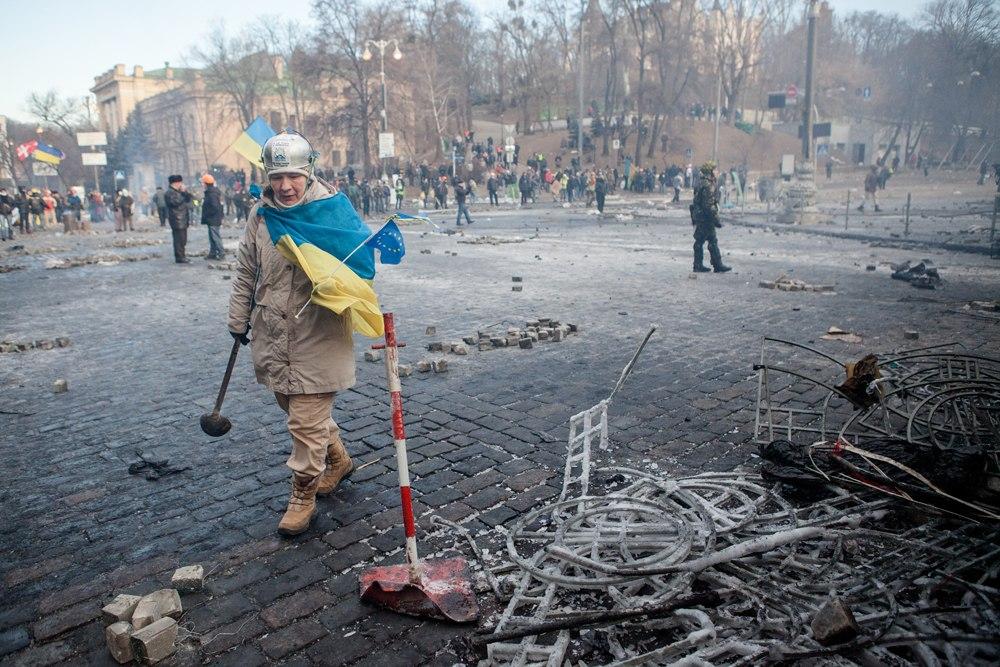 На Украине опять бунт LGEfl6v0hTo