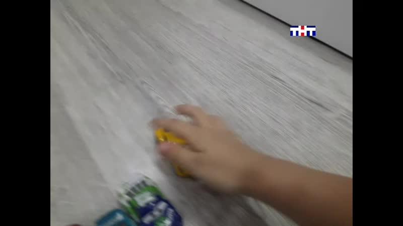 Анонс Тачки ТНТ (2005)