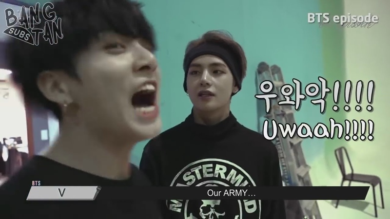 How JUNGKOOK and V (정국 태형 BTS) treat each other