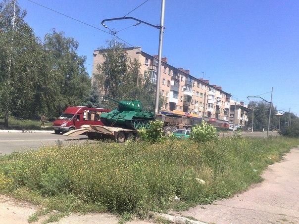 Русская весна на Юго-Востоке Украины - Страница 2 GaAyNFo4-z4