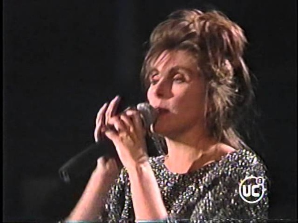 Laura Branigan Moonlight On Water Una Vez Mas 1991 Full version with Laura co-hosting closing