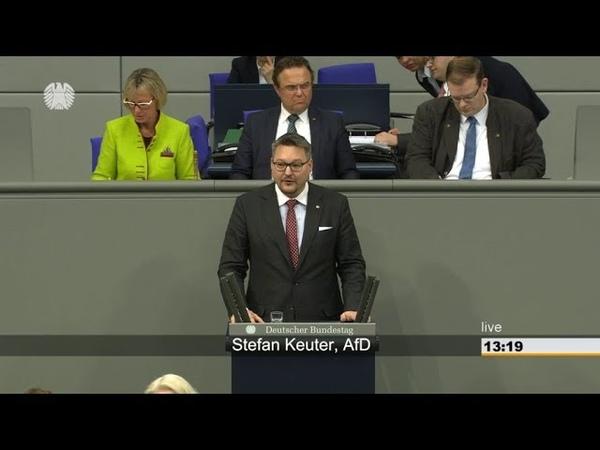Stefan Keuter AfD zählt auf wie unsinnig unser Umsatzsteuersystem ist 21 03 2019