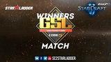 2018 GSL Season 2 Ro32 Group A Winners Match Classic (P) vs ByuN (T)