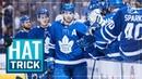 John Tavares records his 10th NHL hat trick