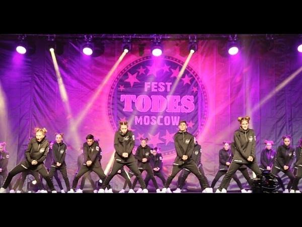 фестиваль TODES в Москве, студия Казань, батл, 13 декабря 2016