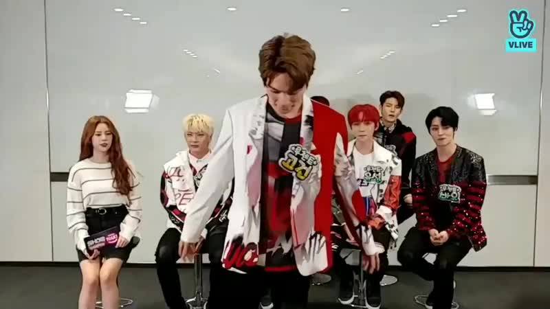 Kings of imitation or maybe exaggeration, haha - - LUCENTE 루첸트 @LUCENTE_NOGA.mp4