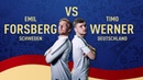 Timo Werner vs Emil Forsberg FIFA 18 World Cup