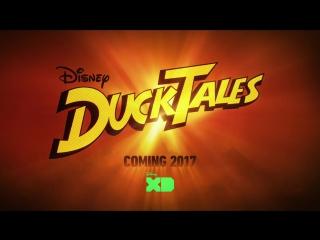 DuckTales Teaser Trailer Утиные истории перезапуск трейлер тизер